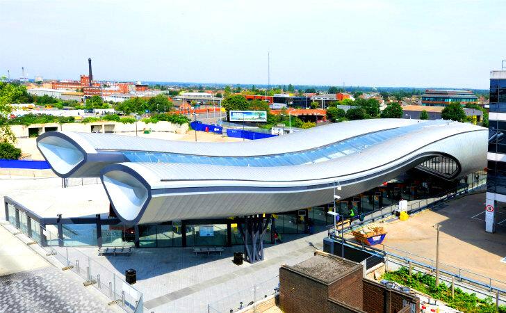 بهترین طراحی ایستگاههای اتوبوس در جهان