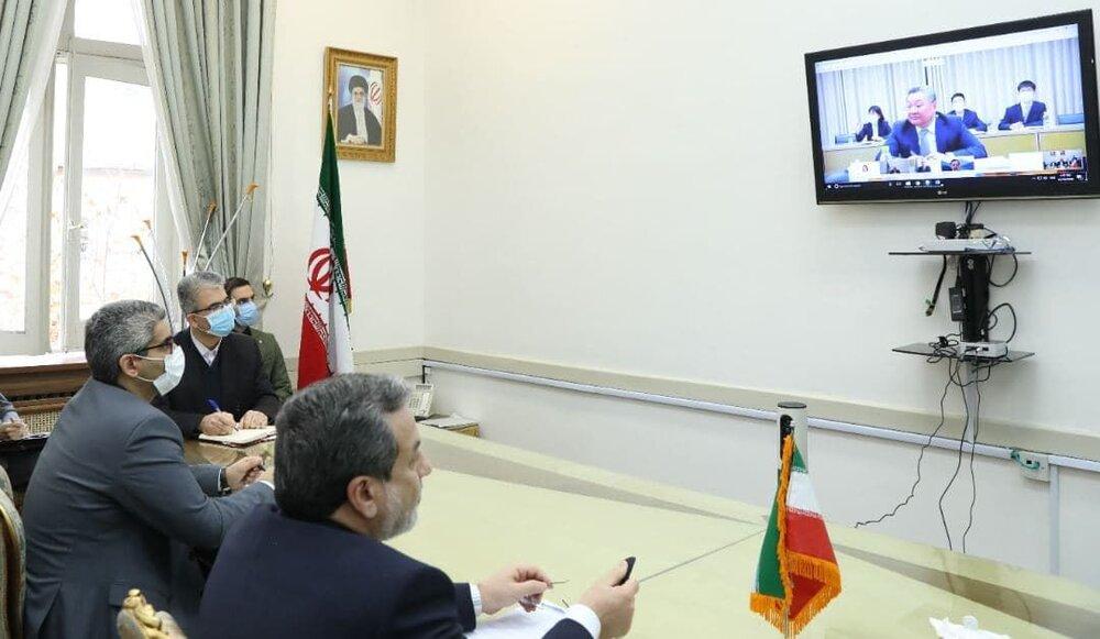 نشست وزرای امور خارجه ایران و کشورهای ١+۴ برگزار شد
