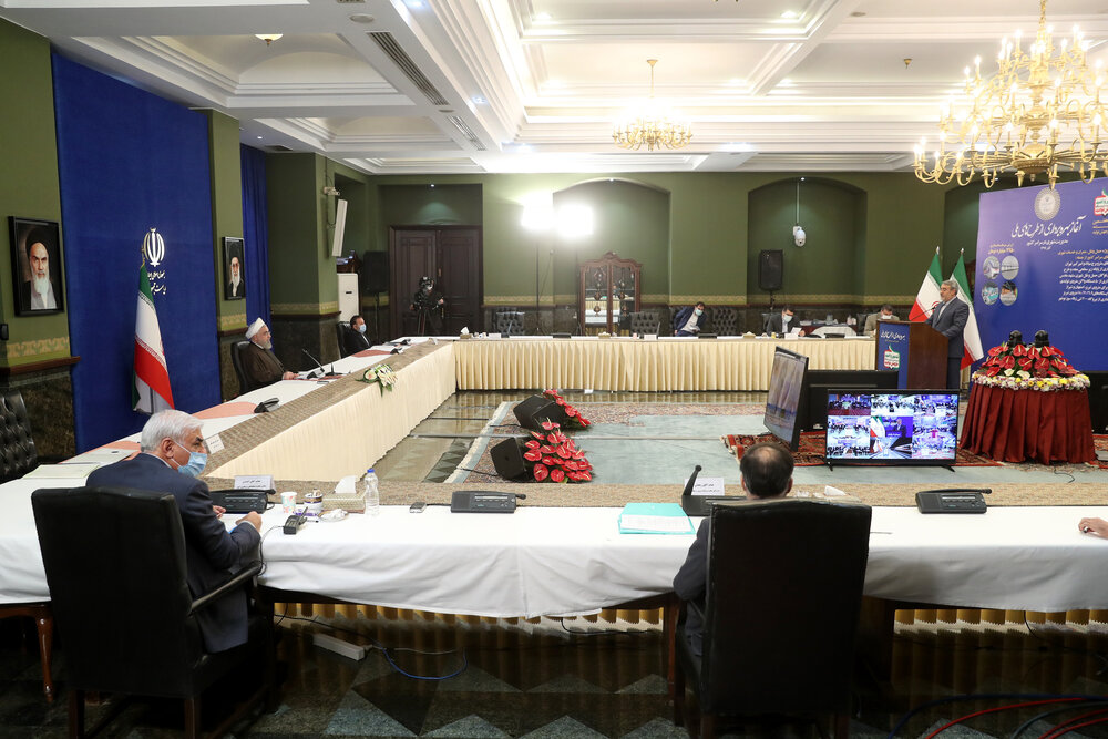 آغاز بهره برداری رسمی از ۹۹ پروژه ملی وزارت کشور