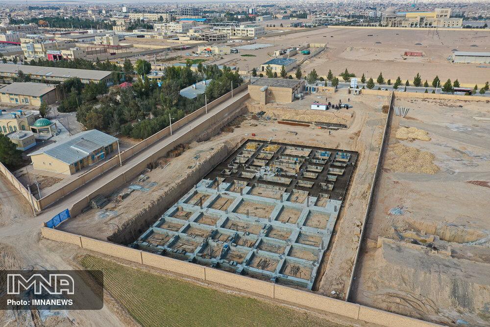 تکمیل پروژه کال اسماعیلآباد مشهد تا پایان خردادماه ۱۴۰۰