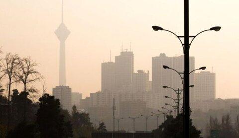 افزایش آلودگی هوا در کلانشهرها تا سهشنبه/ هشدار وقوع بهمن در جادههای کوهستانی