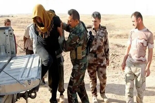 بازداشت سرکرده داعشی در بغداد