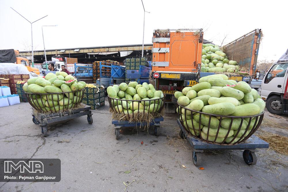امکان خرید غیرحضوری میوه شب یلدا برای شهروندان تبریزی