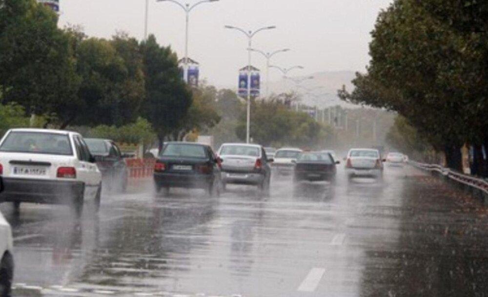 پیشبینی وزش باد در نیمه شمالی و بارش در نیمه غربی استان/کاهش ۳ درجهای هوا