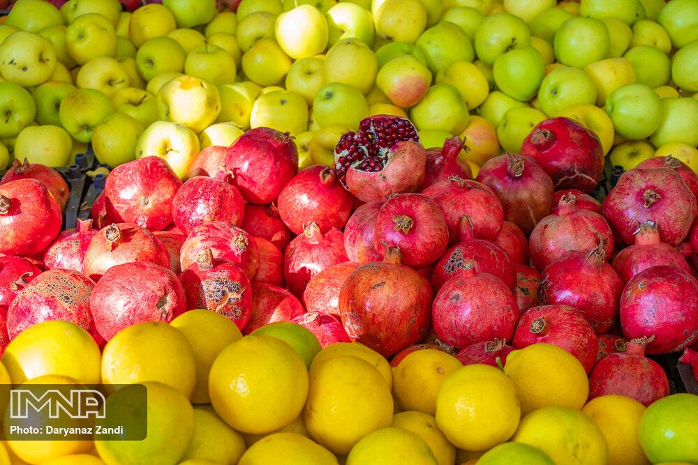 قیمت میوه و تره بار در بازار امروز ۲۵ دی+ جدول