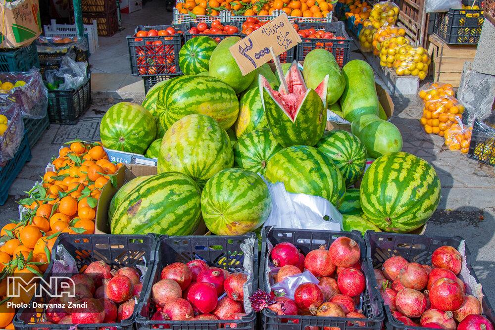 قیمت میوه و ترهبار در بازار امروز ۱۱ دی+ جدول