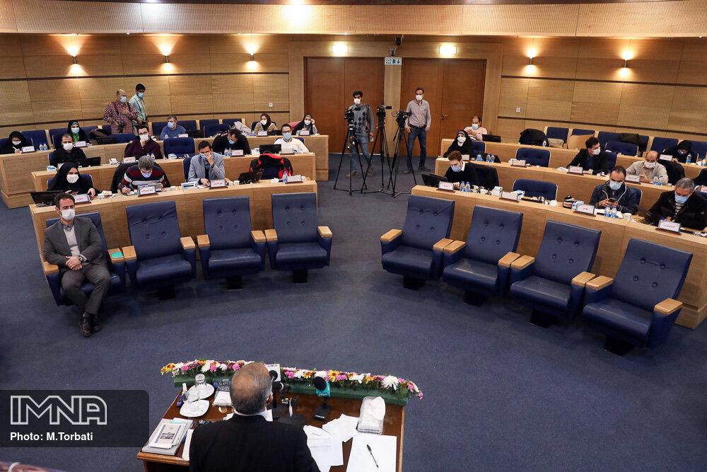 ترکیب کمیتههای نظارتی شورای شهر مشهد مشخص شد