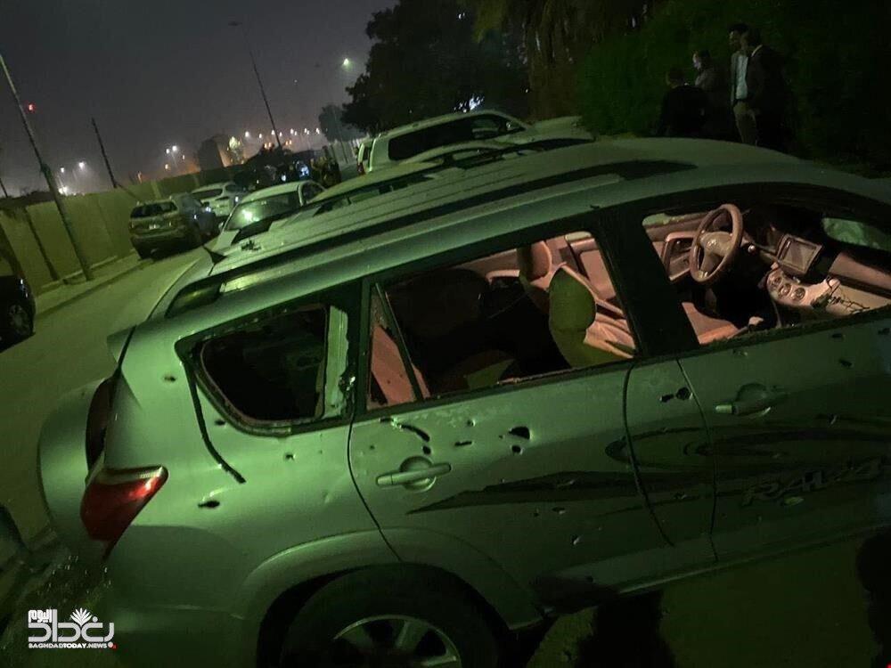 واکنشهای داخلی عراق به حمله به منطقه سبز بغداد