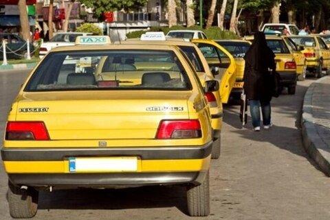 آغاز برچسب گذاری نرخ کرایه تاکسی در سمنان