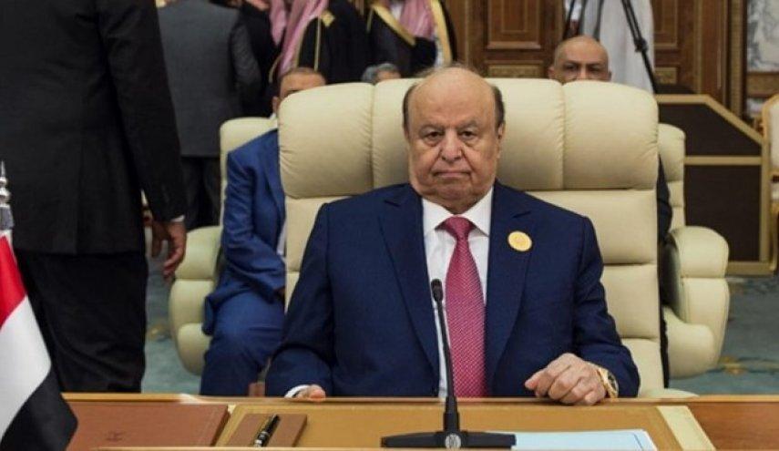 توهین وزیر دفاع عربستان به منصور هادی