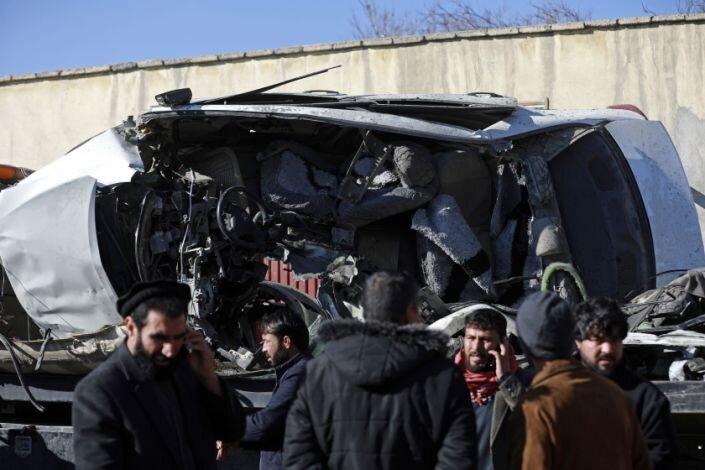 انفجار بمب در افغانستان ۵ کشته برجای گذاشت