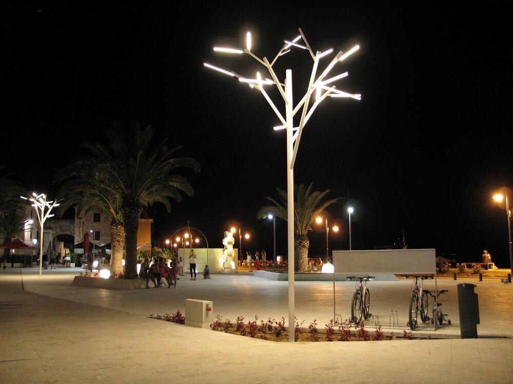 نوسازی سیستم روشنایی شهرهای اسپانیا