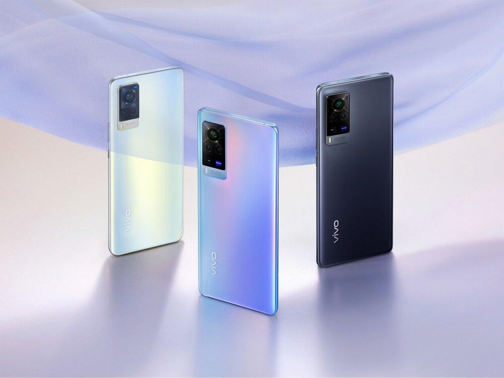گوشیهای هوشمند سری Vivo X60 به زودی عرضه میشود
