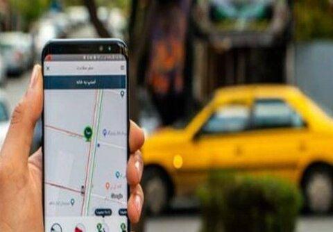 آغاز به کار مجدد مرکز تاکسی آنلاین ١٨٣٠ در مهاباد