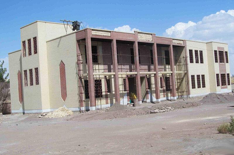 افتتاح دو مدرسه در شاهین شهر اصفهان