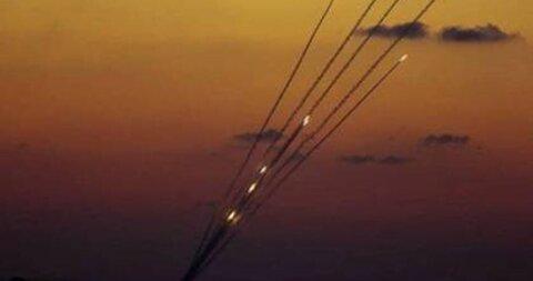 آژیر خطر حمله موشکی در شهرکهای صهیونیستی به صدا در آمد
