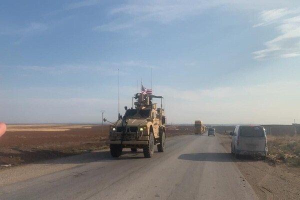 حمله به کاروان پشتیبانی نظامی آمریکا در جنوب بغداد