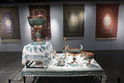 موزه صنایع دستی؛ دریچهای به جاودانگی هنر در اصفهان