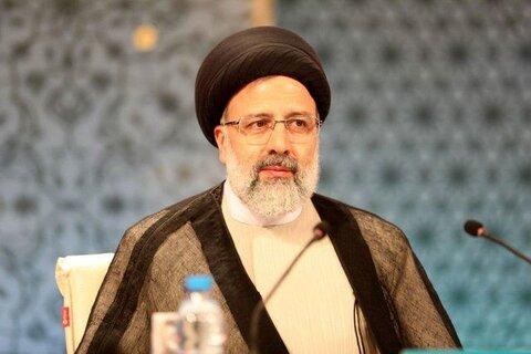 رئیسی: تحریمها هیچ گاه ملت ایران را متوقف نکرده است