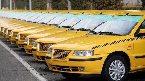 ۴۰۰ خودرو به ناوگان تاکسیرانی ورامین پیوست