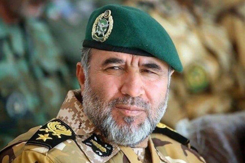 امیر سرتیپ حیدری انتصاب فرمانده نیروی دریایی ارتش را تبریک گفت
