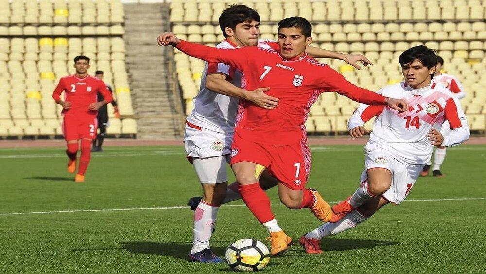 دومین پیروزی نوجوانان ایران در هوای برفی دوشنبه