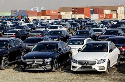 آیا بنز و BMWهای غیراستاندارد ترخیص میشود؟