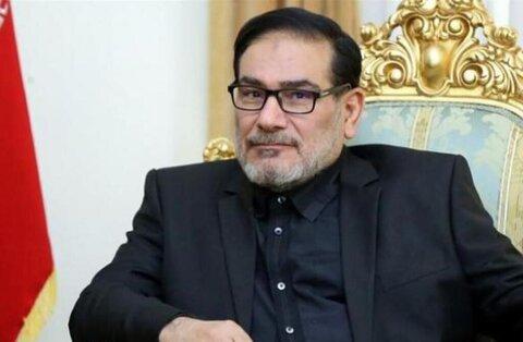 نخست وزیر عراق با شمخانی دیدار کرد