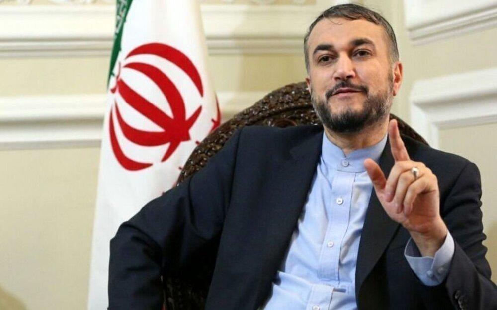 امیرعبداللهیان:اتحادیه اروپا باید حرمت دیپلماسی را محترم شمرد