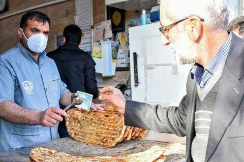 افزایش قیمت نان واقعیت ندارد