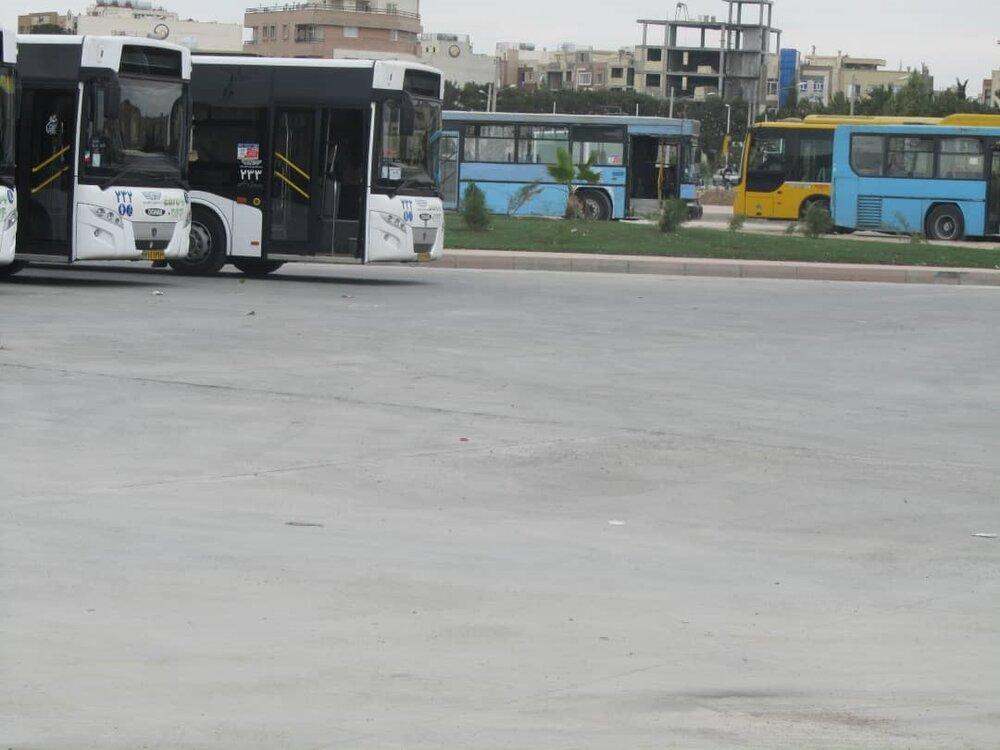 آخرین تغییرات فعالیت اتوبوسرانی شیراز در شرایط کرونایی