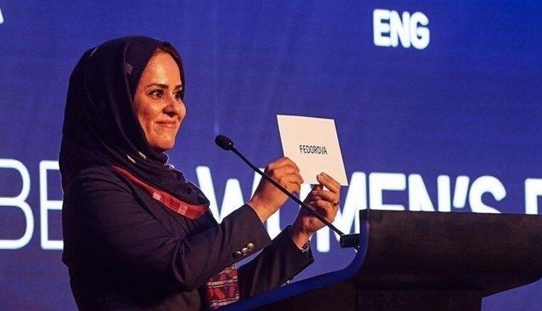 دعوت از یک ناظر ایرانی جهت برگزاری مسابقات المپیک