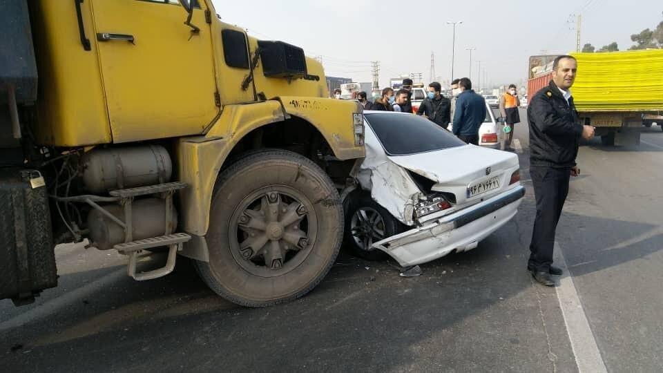 حوادث رانندگی؛ کابوس وحشتناک جادهها