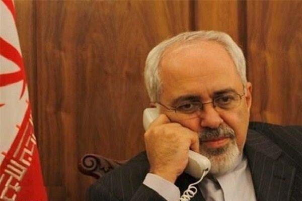 ظریف و وزیر امور خارجه ارمنستان گفتوگو کردند