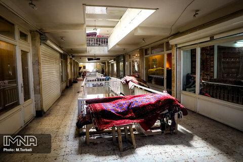 کسادی بازار فرش مشهد