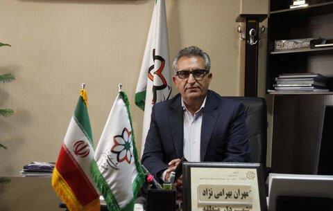 افتتاح ناحیه یک شهرداری منطقه ۱۰ در شهرک گویم