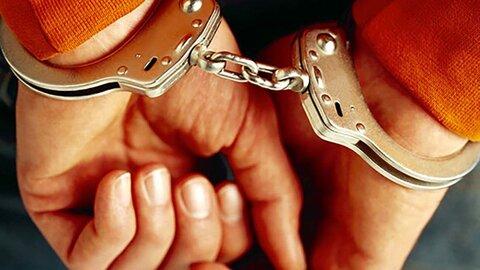 دستگیری قاتل تحت تعقیب پلیس اینترپل