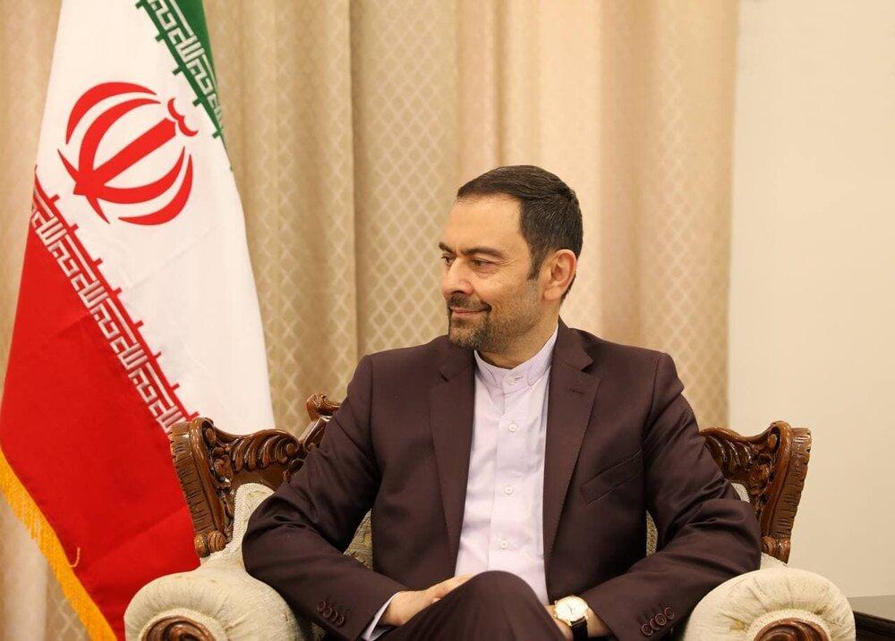 دیدار هیئت رئیسه فراکسیون ایرانیان خارج از کشور با معاون کنسولی ظریف