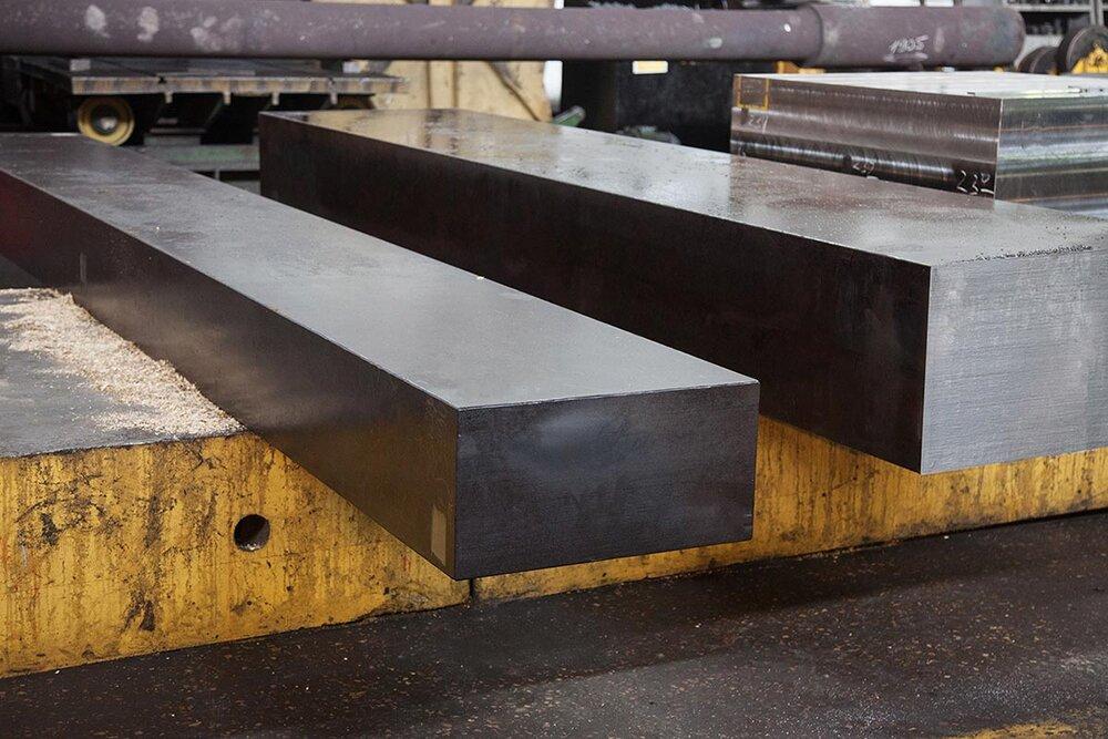 ثبت سومین رکورد تولید در فولاد هرمزگان