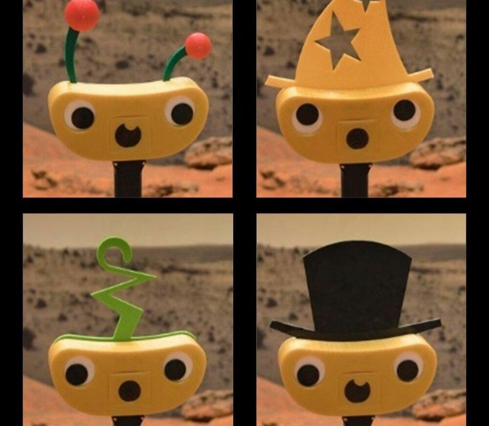 مریخنورد کوچک برای علاقمندان به اکتشافات فضایی