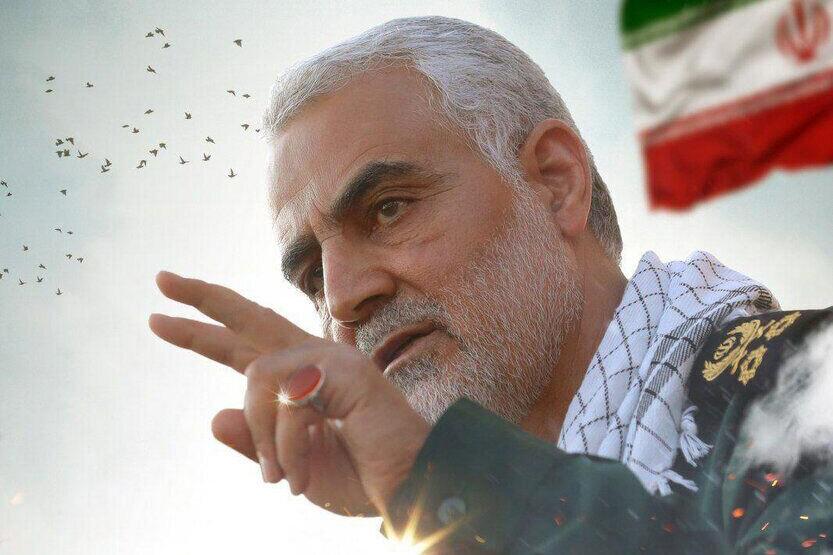 میتوانیم همه ویژگیهای انقلاب اسلامی را در شهید سلیمانی پیدا کنیم