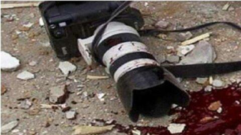 ترور یک خبرنگار در افغانستان