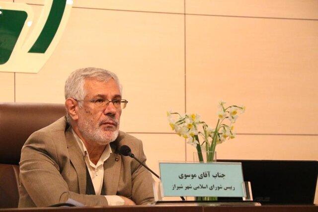 طراحی نشان شیراز باید متمایز از دیگر شهرها باشد