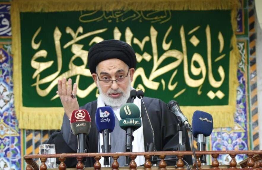 ترور شهیدان سلیمانی و المهندس خون دو ملت را در هم آمیخت