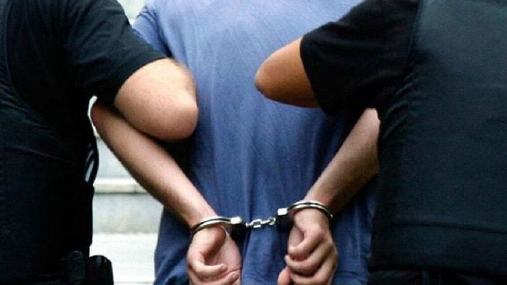 قاتل فراری مرد اهوازی دستگیر شد
