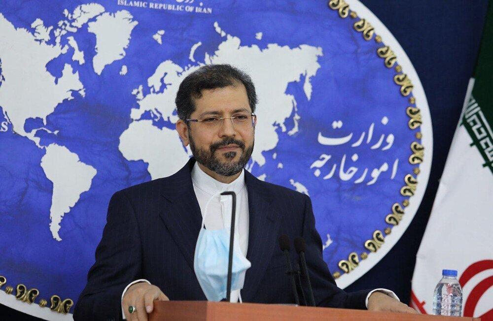 خطیبزاده: تحریم وزیر امور خارجه سوریه کارشکنی در مسیر صلح است