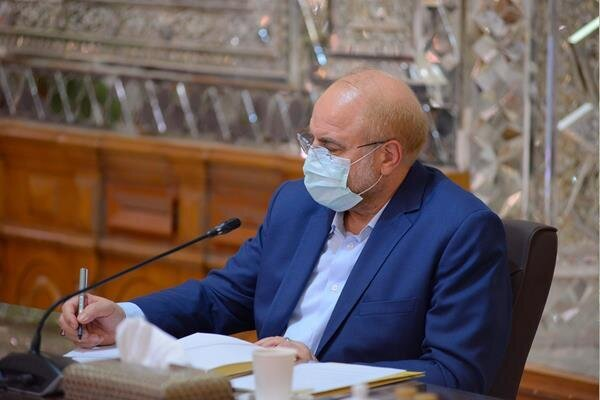 نامه قالیباف به روسای مجالس کشورهای جهان در محکومیت ترور سردار سلیمانی