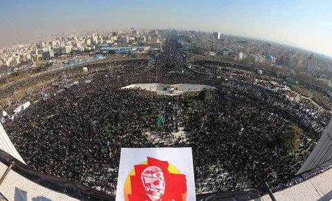 شکیبایی: شهادت سردار سلیمانی داغ بزرگی برای ملتهای اسلامی بود