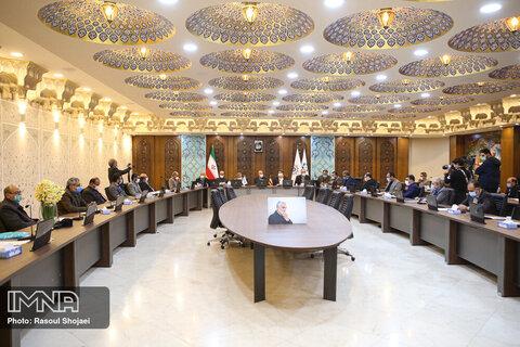 نشست شورای گفتوگوی دولت و بخش خصوصی