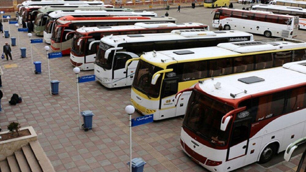 جابه جایی بیش از یک میلیون مسافر از پایانههای قزوین